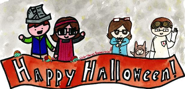 Halloweenish