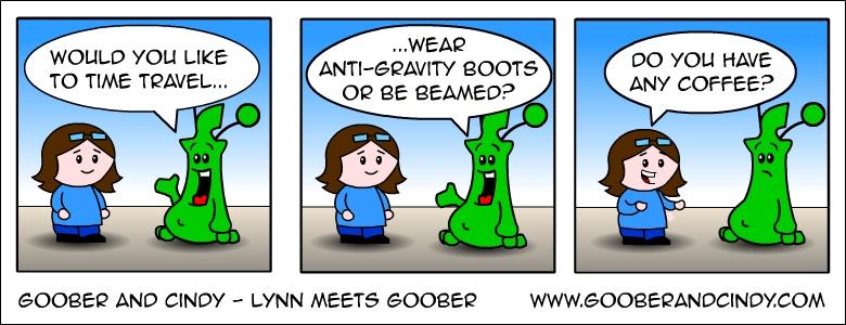 Guest Comic: Daniel Barton