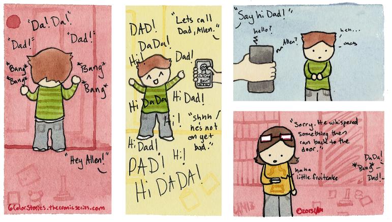 Phone Shy
